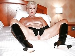 Horny granny from nothern germany