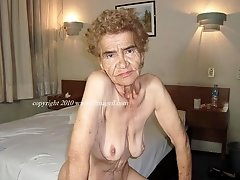 Gorgeous views of the oldest women on the net