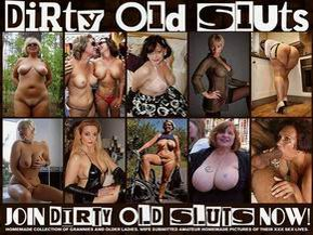 Homemade Collection of Grannies and Older Ladies.